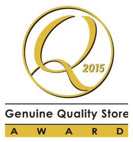 Genuine Quality Award Winners